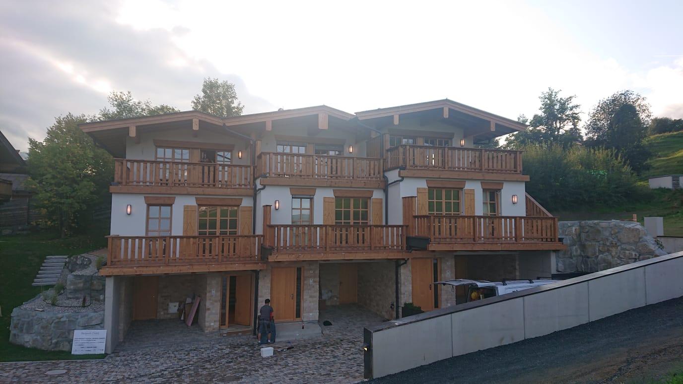 Reihenhausanlage Reith bei Kitzbühel